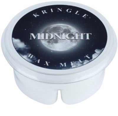 Kringle Candle Midnight illatos viasz aromalámpába