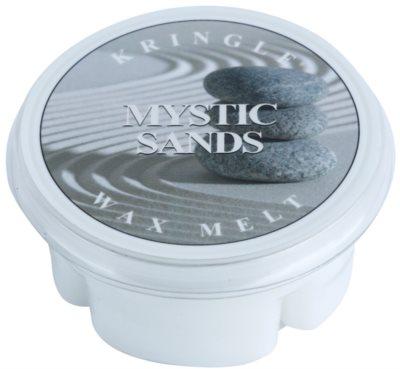 Kringle Candle Mystic Sands vosek za aroma lučko