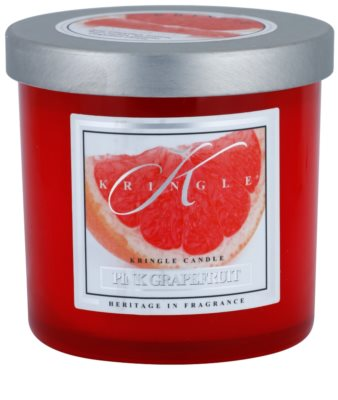 Kringle Candle Pink Grapefruit dišeča sveča