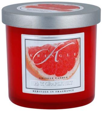 Kringle Candle Pink Grapefruit świeczka zapachowa