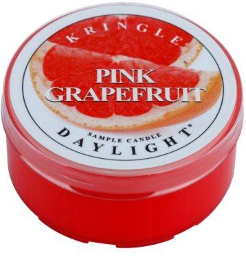 Kringle Candle Pink Grapefruit świeczka typu tealight