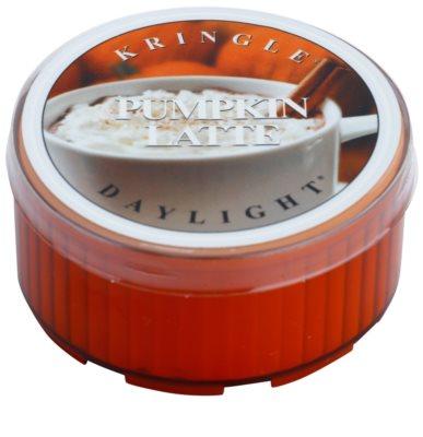 Kringle Candle Pumpkin Latte čajová svíčka