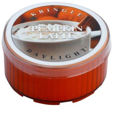 Kringle Candle Pumpkin Latte Tealight Candle