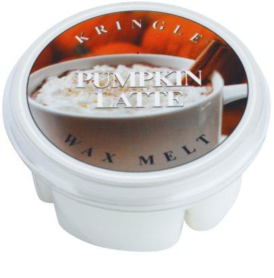 Kringle Candle Pumpkin Latte ceară pentru aromatizator