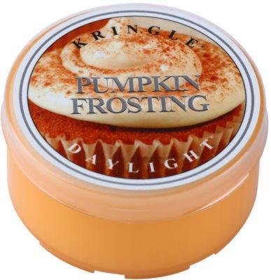 Kringle Candle Pumpkin Frosting čajna sveča
