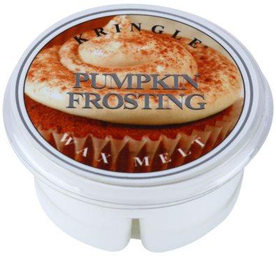 Kringle Candle Pumpkin Frosting cera derretida aromatizante