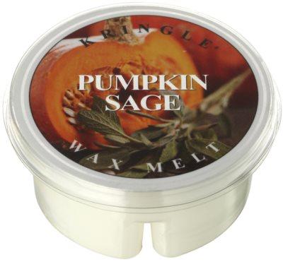 Kringle Candle Pumpkin Sage восък за арома-лампа