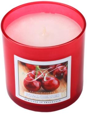 Kringle Candle Royal Cherries Duftkerze   kleine 1