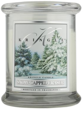 Kringle Candle Snow Capped Fraser illatos gyertya