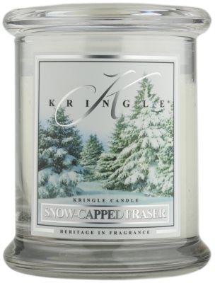 Kringle Candle Snow Capped Fraser vonná svíčka