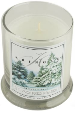 Kringle Candle Snow Capped Fraser ароматна свещ 1