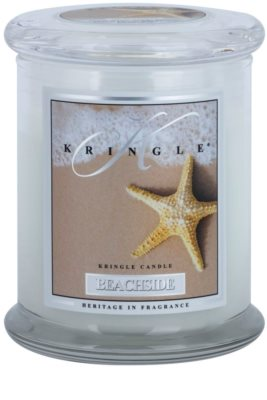 Kringle Candle Beachside illatos gyertya   közepes