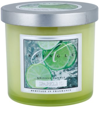 Kringle Candle Sparkling vela perfumado