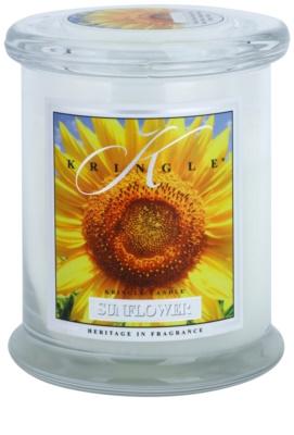 Kringle Candle Sunflower vela perfumado  intermédio