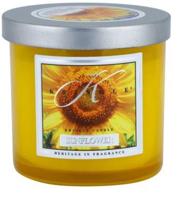 Kringle Candle Sunflower vela perfumado