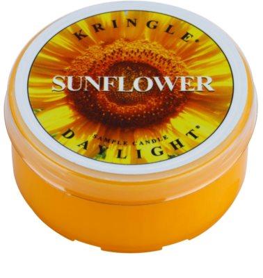 Kringle Candle Sunflower vela de té