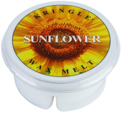 Kringle Candle Sunflower cera derretida aromatizante