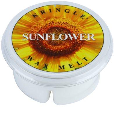 Kringle Candle Sunflower cera para lámparas aromáticas