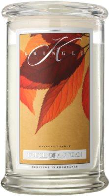 Kringle Candle Touch of Autumn Duftkerze