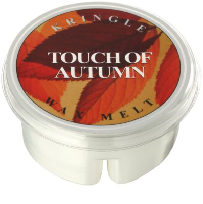 Kringle Candle Touch of Autumn Wachs für Aromalampen