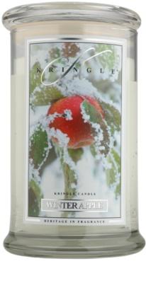Kringle Candle Winter Apple ароматизована свічка