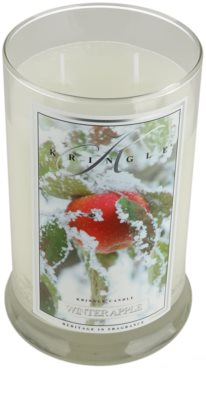 Kringle Candle Winter Apple vonná svíčka 1