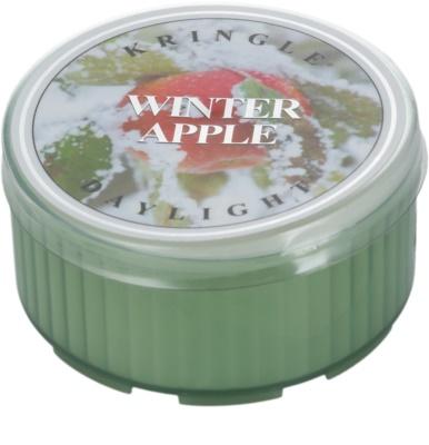 Kringle Candle Winter Apple čajová svíčka