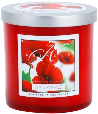 Kringle Candle Wild Poppies dišeča sveča