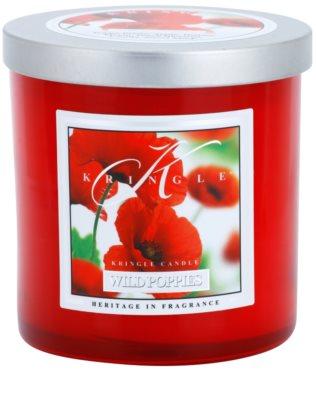 Kringle Candle Wild Poppies illatos gyertya