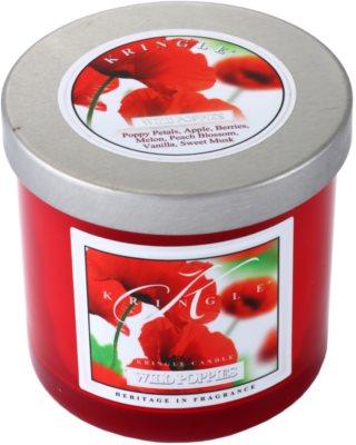 Kringle Candle Wild Poppies lumanari parfumate   mic