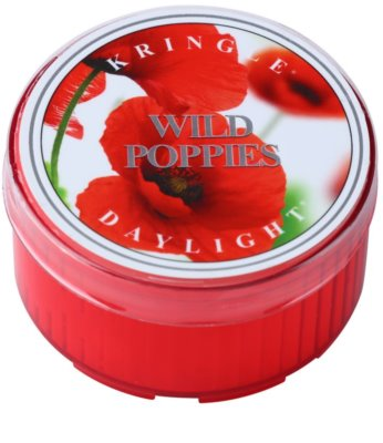 Kringle Candle Wild Poppies świeczka typu tealight