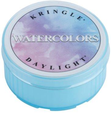 Kringle Candle Watercolors vela do chá