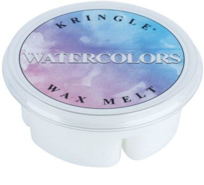 Kringle Candle Watercolors cera para lámparas aromáticas