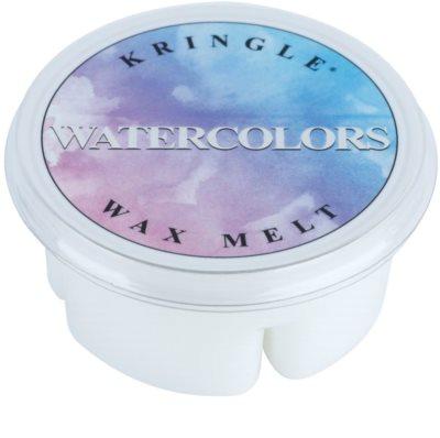 Kringle Candle Watercolors illatos viasz aromalámpába