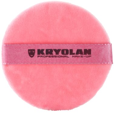 Kryolan Basic Accessories esponja de pó-de-arroz  pequeno 2