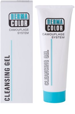 Kryolan Dermacolor Camouflage System tisztító gél 1