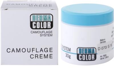 Kryolan Dermacolor Camouflage System krémový korektor make-up v jednom 2