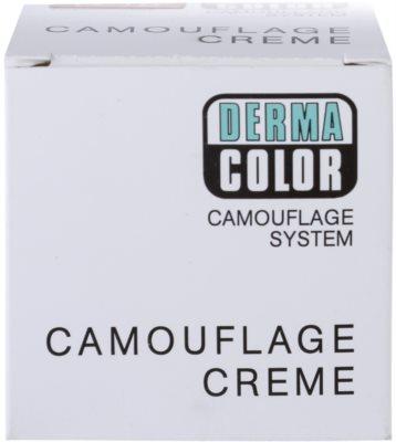 Kryolan Dermacolor Camouflage System kremowy korektor i podkład w jednym 3