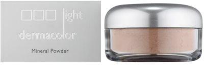 Kryolan Dermacolor Light Mineral sypký pudr se štětečkem 2