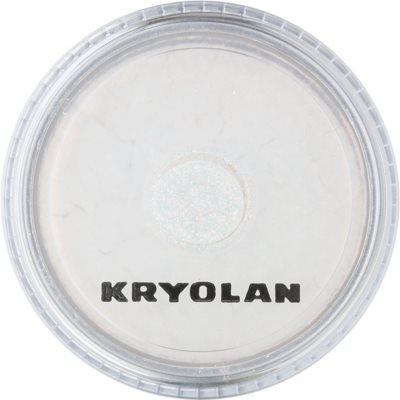 Kryolan Basic Face & Body polvo con purpurina para rostro y cuerpo