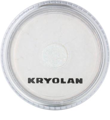 Kryolan Basic Face & Body блестящ прашец за лице и тяло