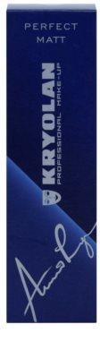 Kryolan Basic Face & Body основа под грим за матов вид на кожата 2