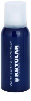 Kryolan Basic Face & Body spray de fixador de maquilhagem com efeito matificante