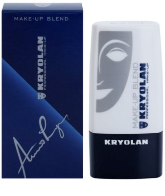 Kryolan Basic Face & Body flüssige Make up - Basis mit Matt-Effekt 1