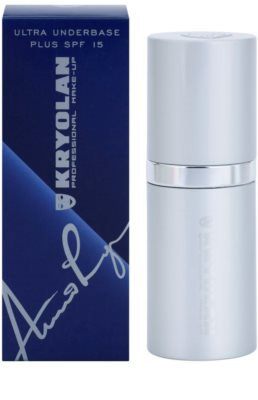 Kryolan Basic Face & Body alap bázis SPF 15 2
