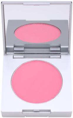 Kryolan Basic Face & Body kompaktno rdečilo s čopičem in ogledalom