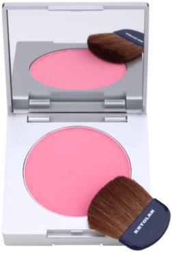 Kryolan Basic Face & Body kompaktno rdečilo s čopičem in ogledalom 1