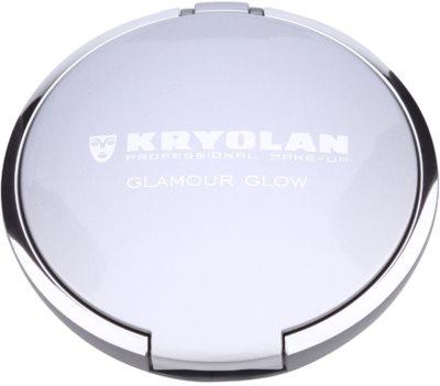 Kryolan Basic Face & Body iluminador, bronzeador e blush em um 2