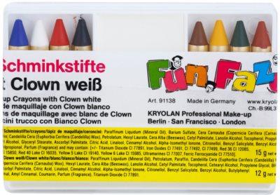 Kryolan Fun Faze barvice za otroško ličenje