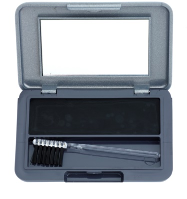 Kryolan Basic Eyes kompakt szempillaspirál tükörrel és aplikátorral